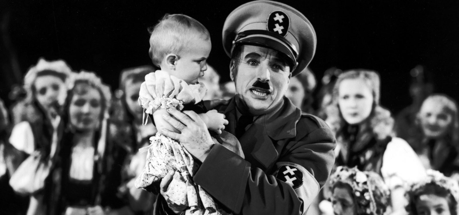 The Great Dictator st 1 jpg sd high Charlie Chaplin Copyright Bubbles Inc S A THE GREAT DICTATOR Copyright Roy Export S A S 615c1b8bb6614