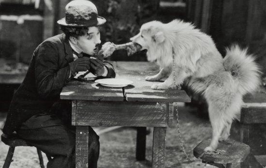 The Gold Rush st 1 jpg sd high Charlie Chaplin Copyright Bubbles Inc S A THE GOLD RUSH Copyright Roy Export S A S 612e157c79866